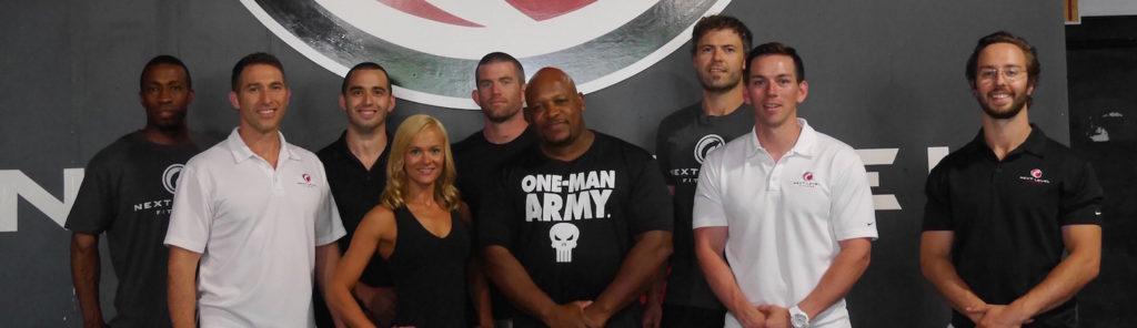 personal trainer in Nashville