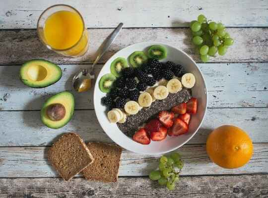 food to eat before early morning workout